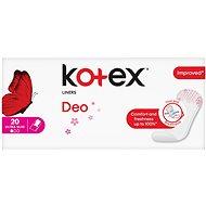KOTEX Liners UltraSlim Deo Lux20 ks - Slipové vložky
