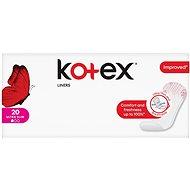 KOTEX Liners UltraSlim Flat 20 ks - Slipové vložky
