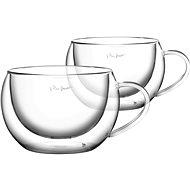 Lamart set 2 cappuccino pohárov 270ml VASO LT9012 - Pohár na teplé nápoje