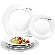 Lamart Súprava tanierov okrúhlych 6 ks Dine LT9001 - Jedálenská súprava