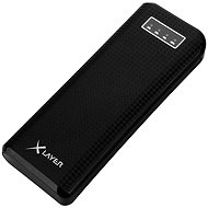 Xlayer Powerbank Carbon 15 000 mAh čierny - Power Bank