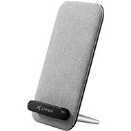 XLAYER Wireless Fast Charger 10W, sivá