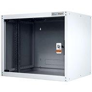 Legrand EvoLine nástenný dátový rozvádzač 9U, 600 × 450 mm, 65 kg, sklenené dvere - Rozvádzač