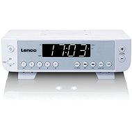 Lenco KCR-11 White - Kuchynské rádio