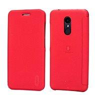 Lenuo Ledream na Xiaomi Redmi 5 Plus červené - Puzdro na mobil