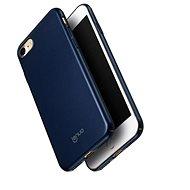 Kryt na mobil Lenuo Leshield na iPhone SE 2020/8/7 Modrý