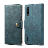Lenuo Leather pro Xiaomi Mi 9 Lite, modrá