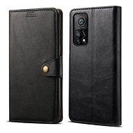 Lenuo Leather pre Xiaomi Mi 10T/10T Pro, čierne