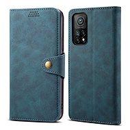 Lenuo Leather pre Xiaomi Mi 10T/10T Pro, modré