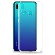 Lenuo Transparent na Huawei Y7/Y7 Prime 2019 - Kryt na mobil