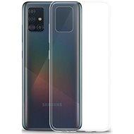 Lenuo Transparent pre Samsung Galaxy A51 číry - Kryt na mobil