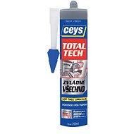 TOTAL TECH EXPRESS sivý 290 ml - Lepidlo