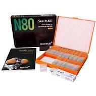 Levenhuk sada hotových N80 NG prípravkov - Experimentálna súprava