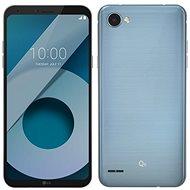 LG Q6 (M700A) Dual SIM 32GB Platinum - Mobilný telefón