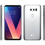 LG V30 Cloud Silver - Mobilný telefón