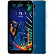 LG K40 modrá - Mobilný telefón