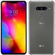 LG V40 ThinQ sivá - Mobilný telefón