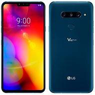 LG V40 ThinQ Blue - Mobilný telefón