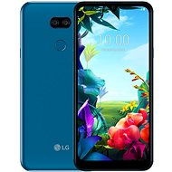 LG K40S modrá - Mobilný telefón