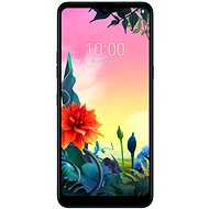 LG K50S modrá - Mobilný telefón