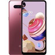 LG K51S ružový - Mobilný telefón