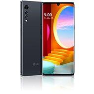 LG Velvet sivý - Mobilný telefón