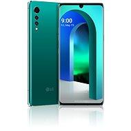 LG Velvet zelený