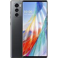 LG WING sivý - Mobilný telefón