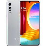 LG Velvet LTE strieborný - Mobilný telefón