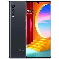 LG Velvet LTE sivý - Mobilný telefón