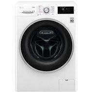 LG WD60J6WY1W - Parná práčka