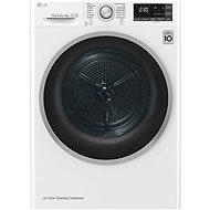 LG RC91U2AV3W - Clothes Dryer