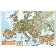 LINARTS s mapou EURÓPA - Podložka na písanie