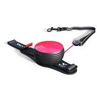 Lishinu Original Neon ružové - Vodítko pre psa