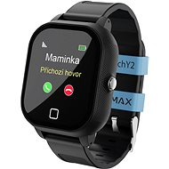 LAMAX WatchY2 Black - Smart hodinky