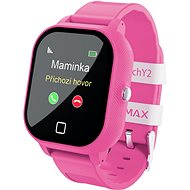 LAMAX WatchY2 Pink - Smart hodinky