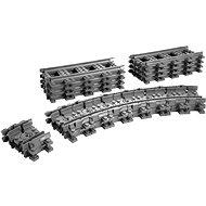 LEGO City 7499 Ohybné koľajnice - Stavebnica