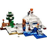 LEGO Minecraft 21120 Snežná skrýša - Stavebnica