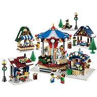 LEGO Creator 10235 Zasněžený dedinský trh