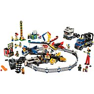 LEGO Creator 10244 Lunaparková atrakcia mixér