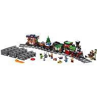 LEGO Creator 10254 Zimný sviatočný vlak - Stavebnica