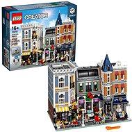 LEGO Creator 10255 Zhromaždenie na námestí - LEGO stavebnica