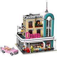 LEGO Creator 10260 Reštaurácia v centre mesta - LEGO stavebnica