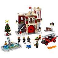 LEGO Creator Expert 10263 Hasičská stanica v zimnej dedine - Stavebnica