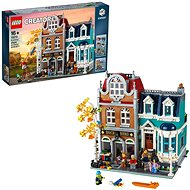 LEGO Creator Expert 10270 Kníhkupectvo - LEGO stavebnica