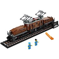 LEGO Creator 10277 Lokomotíva Krokodíl - LEGO stavebnica