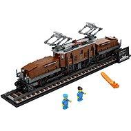 LEGO Creator 10277 Lokomotíva Krokodíl
