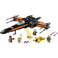 LEGO Star Wars 75102 Poe's X-Wing Fighter - Stavebnica