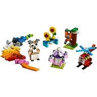 Stavebnica LEGO Classic 10712 Kocky a ozubené kolieska - Stavebnica