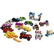 LEGO Classic 10715 Kocky na kolieskach - Stavebnica